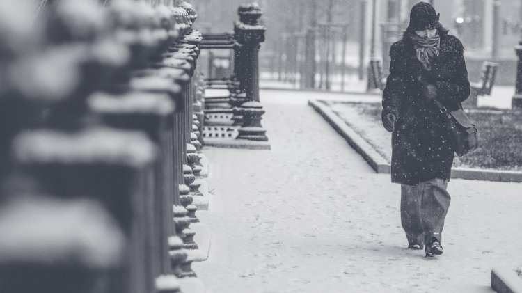 Погода вБашкирии 7декабря: метель, ухудшение видимости, -1… -6 °С