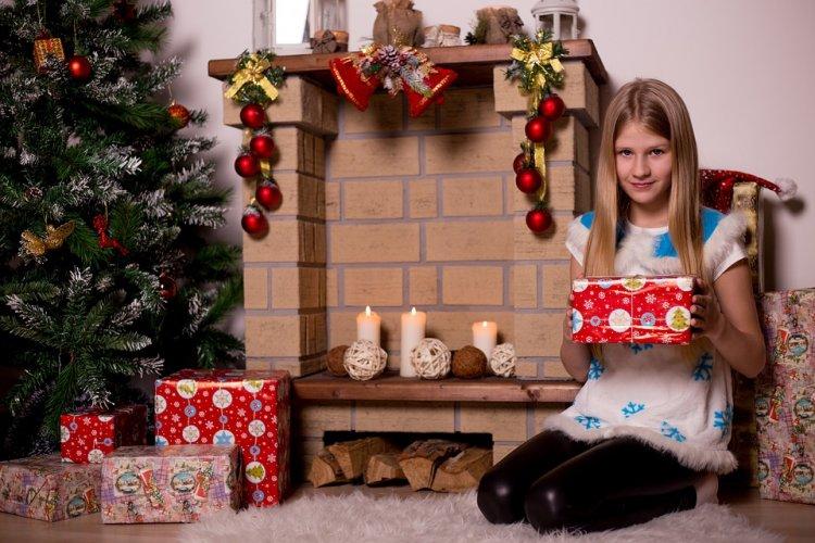 Рейтинг новогодних подарков для детей