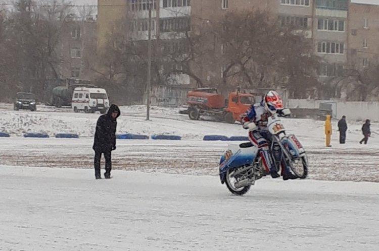 В Кумертау тренируется сборная команды России по мотоциклетному спорту