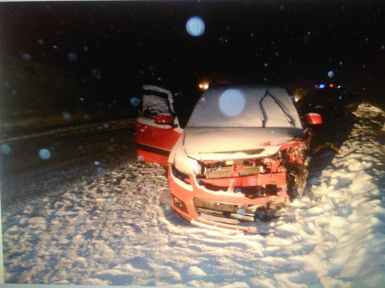 В Башкирии столкнулись ВАЗ и Suzuki: пострадали четыре человека