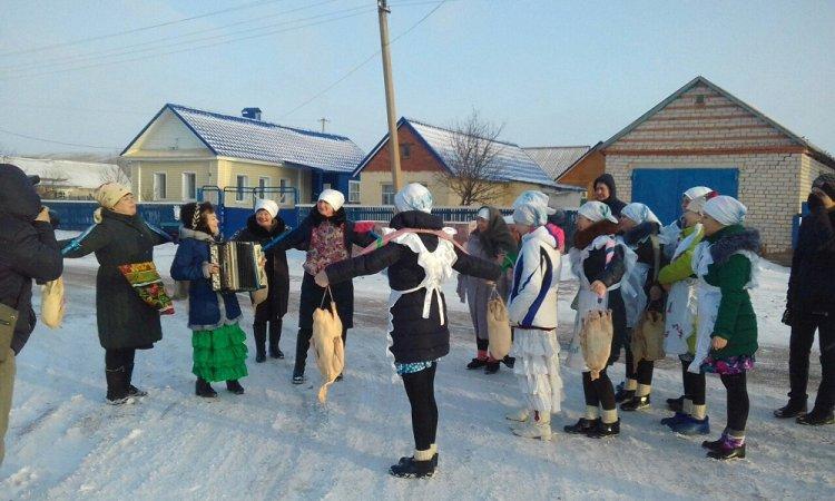 В Стерлитамаком районе состоялся праздник гусиного пера «Каз омэсе»