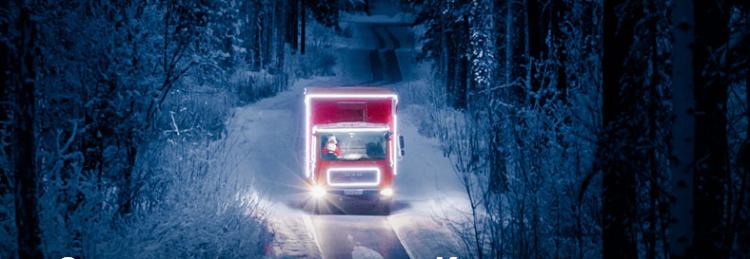 «Новогодний караван» Coca-Cola снова приедет в Стерлитамак