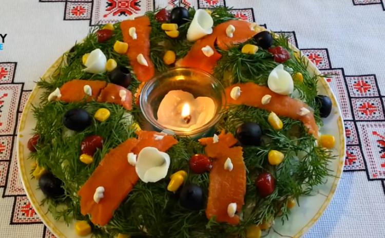 Салаты на Новый год 2018 Собаки, рецепты: вкусные, легкие