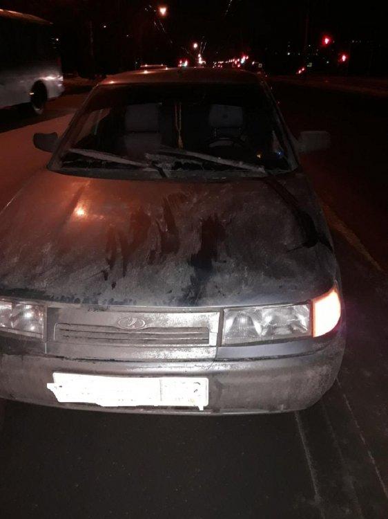 В Уфе автомобиль сбил 38-летнего мужчину