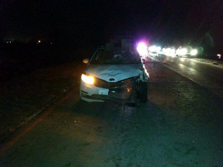 ДТП в Башкирии: в Стерлитамакском районе под колесами Kia Rio погибли сразу два пешехода