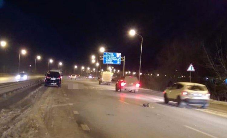 В Башкирии водитель на Toyota Land Cruiser насмерть сбил пенсионерку на пешеходном переходе