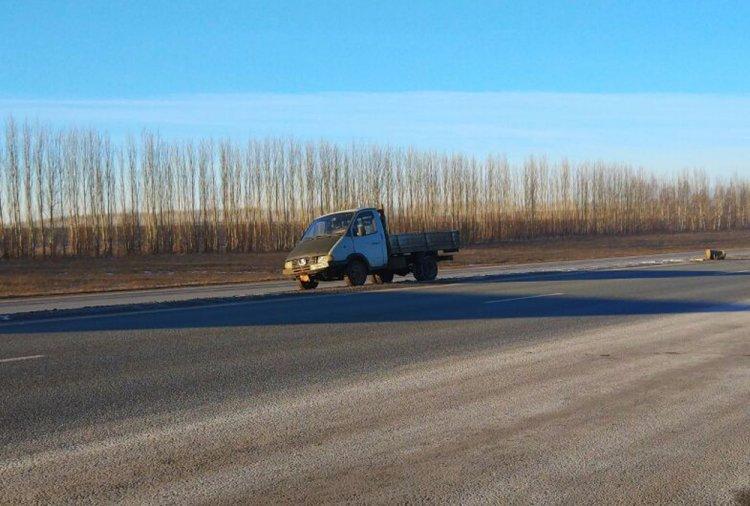 В Башкирии 38-летний водитель Peugeot насмерть разбился в ДТП с «Газелью»