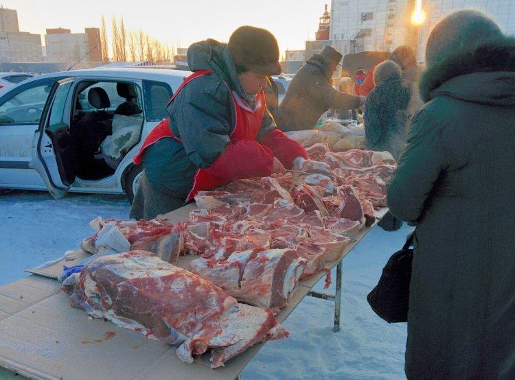 23 декабря в Стерлитамаке пройдет еще одна предновогодняя мясная ярмарка