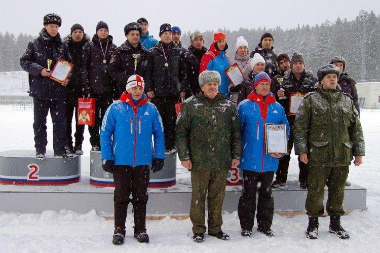 Уфимская военнослужащая заняла 3 место на чемпионате Приволжского округа войск национальной гвардии РФ по служебному двоеборью