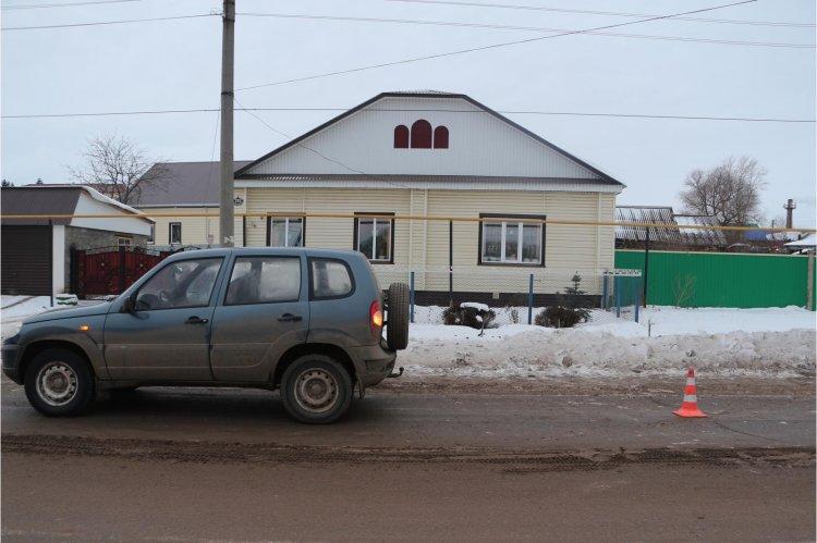В Башкирии автомобиль сбил 8-летнего мальчика