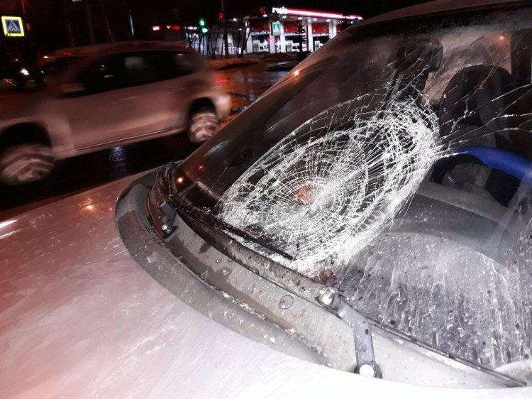 ДТП в Уфе: водитель не увидел пешехода из-за загрязнения стекол