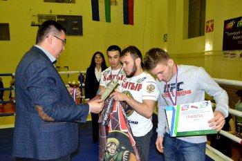 Кубок РБ  по смешанному боевому единоборству (ММА) «уехал» в Стерлитамак