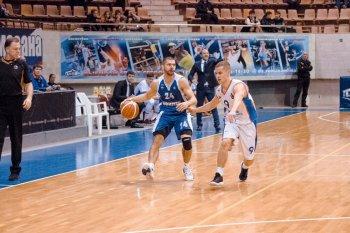 Баскетболисты «Уфимца» провели выездные игры в Магнитогорске