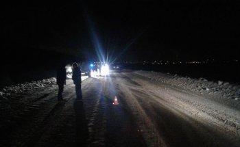 В Башкирии 70-летний пенсионер на Renault Duster насмерть сбил пешехода
