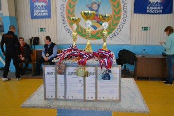 В Башкирии определены первые победители муниципального этапа ШБЛ «КЭС-БАСКЕТ»