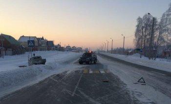 УАЗ насмерть сбил 74-летнего пенсионера на пешеходном переходе в Башкирии