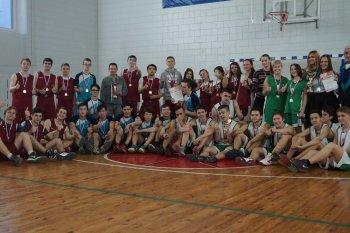 В Ленинском районе Уфы подвели итоги Школьной баскетбольной лиги «КЭС-БАСКЕТ»