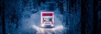 «Рождественский караван Coca-Cola» посетит Стерлитамак 26 декабря (маршрут движения грузовиков)