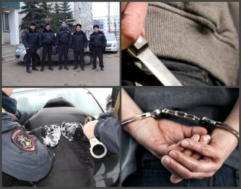 В Стерлитамаке сотрудники Росгвардии задержали подозреваемого в разбойном нападении на семью