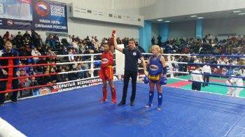Студентка из Стерлитамака выиграла золото на открытом кубке РБ по тайскому боксу