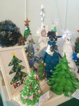 В Уфе проходит конкурс дизайнерских идей «АРТ-Ёлка»