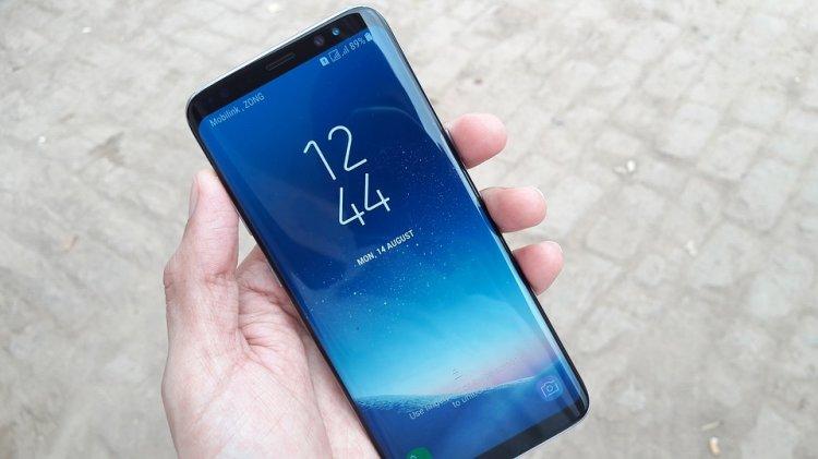 Некоторые Galaxy Note 8 начали получать обновление до андроид Oreo