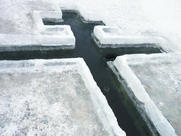В Уфе для обряда крещения оборудуют три иордани