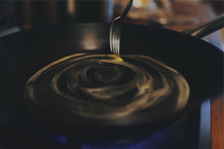 В Башкирии мужчина насмерть забил сковородой своего сына и даже не раскаялся