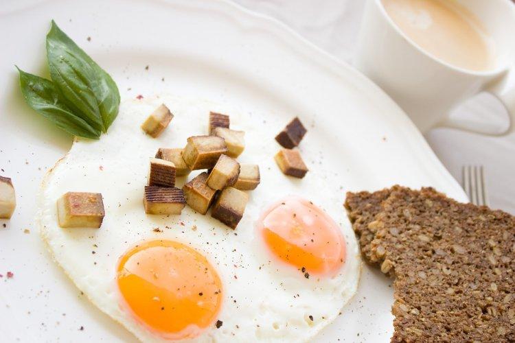 Кофе и яйцо - идеальное сочетание для желающих сбросить вес