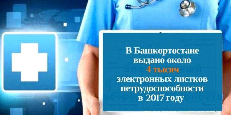 Электронные листки нетрудоспособности исключат поддельные больничные