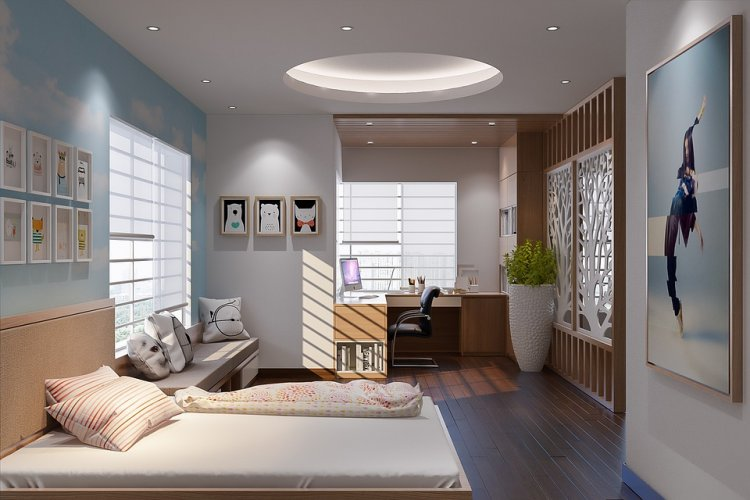 Как визуально увеличить пространство в маленьком помещении