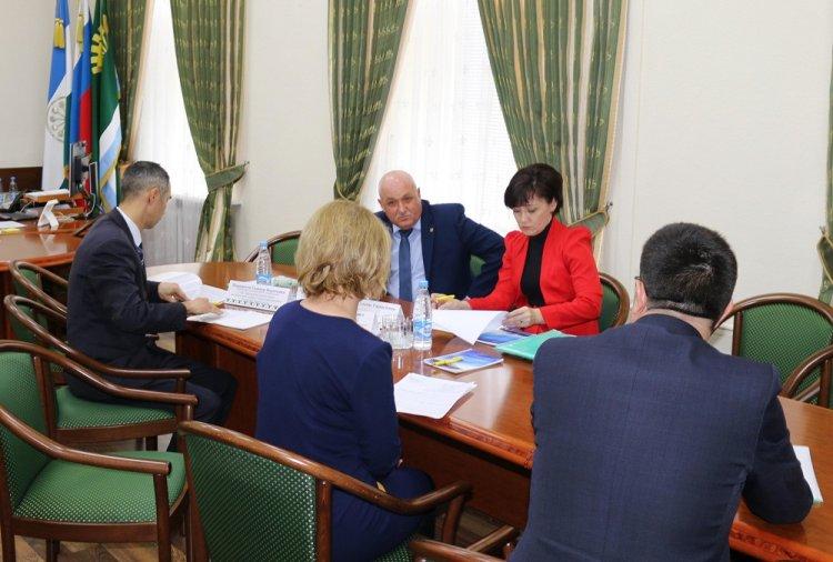 Стерлитамакский район посетила министр образования Республики Башкортостан Гульназ Шафикова
