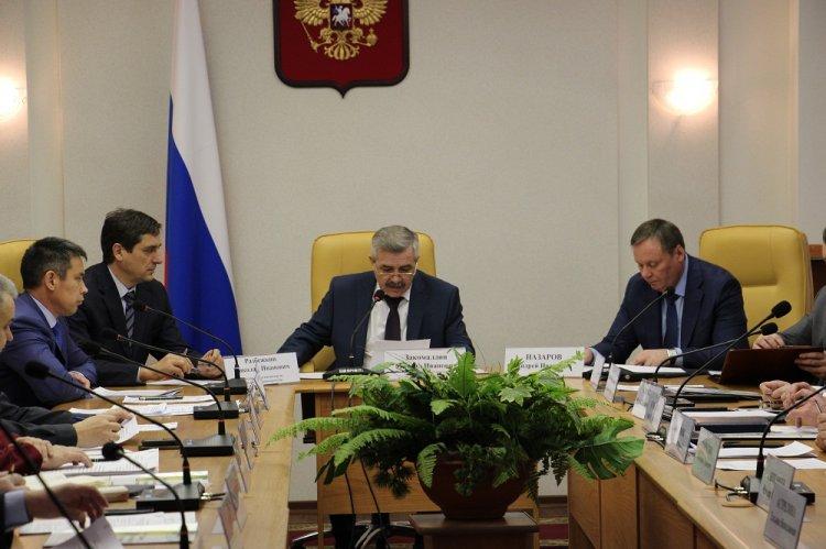 На совещании у Михаила Закомалдина обсудили итоги Года Экологии в регионе