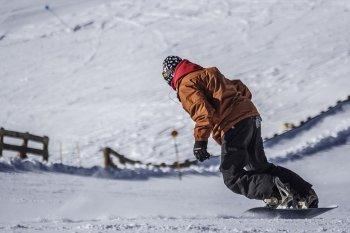 В столице Башкирии пройдут Всероссийские детские соревнования по сноуборду