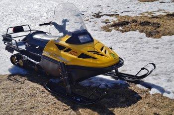 Пропавший на снегоходе 35-летний житель Башкирии найден мертвым