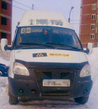 В Уфе задержали лишенного прав водителя автобуса