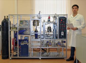 Молодой ученый из Уфы разработал смазочные материалы для работы на Крайнем Севере и в Арктике