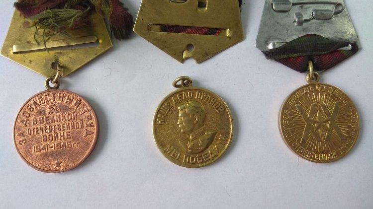 В Башкирии приставы при досмотре обнаружили у должника  советские медали  Второй мировой войны