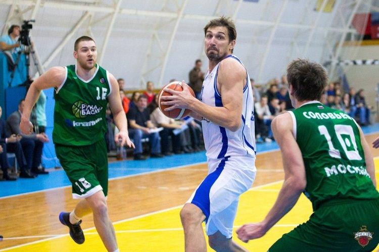 Баскетбольный клуб «Уфимец» с победы начинает выездной тур Суперлиги