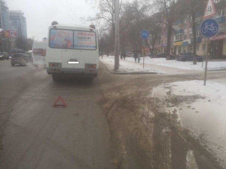В центре Уфы автобус задавил 81-летнего пенсионера