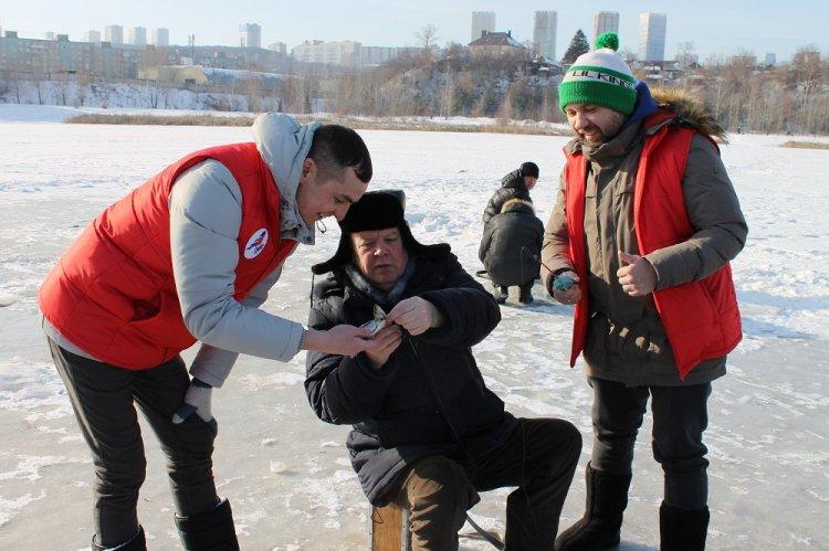 Команда «Молодежки ОНФ» в Башкортостане провела акцию «Уха на всю страну»
