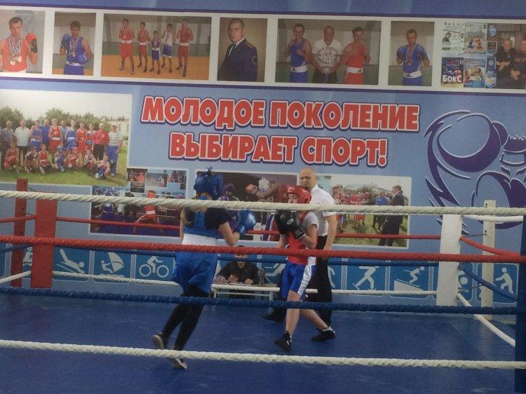 В Стерлитамакском районе прошел боксерский турнир