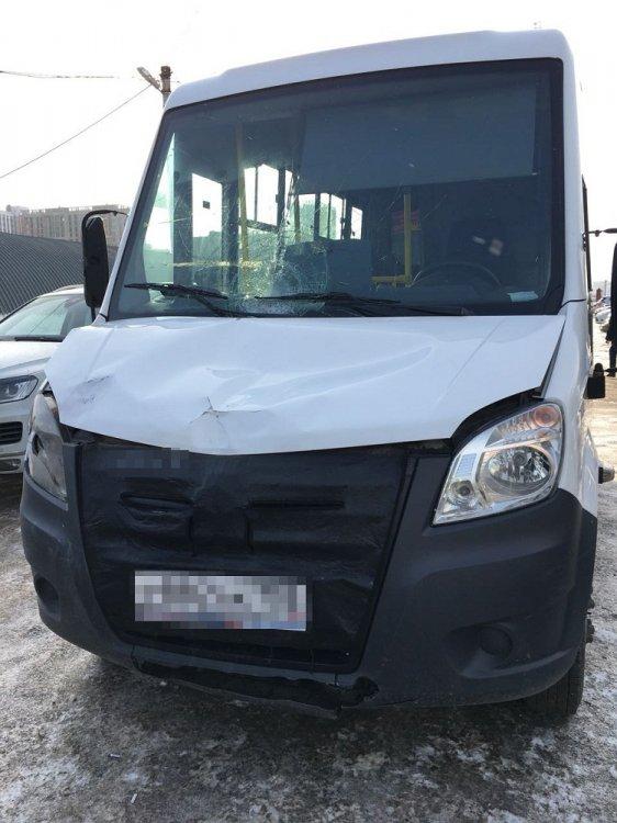 В Башкирии водитель маршрутки, 260 раз нарушивший ПДД в течение двух лет, сбил человека