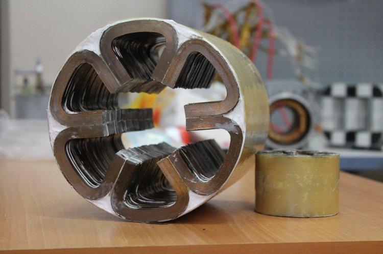 В Башкирии разработали технологию создания статора из аморфного железа