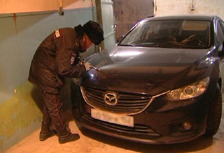 В Башкирии полицейские раскрыли серию краж дорогих иномарок