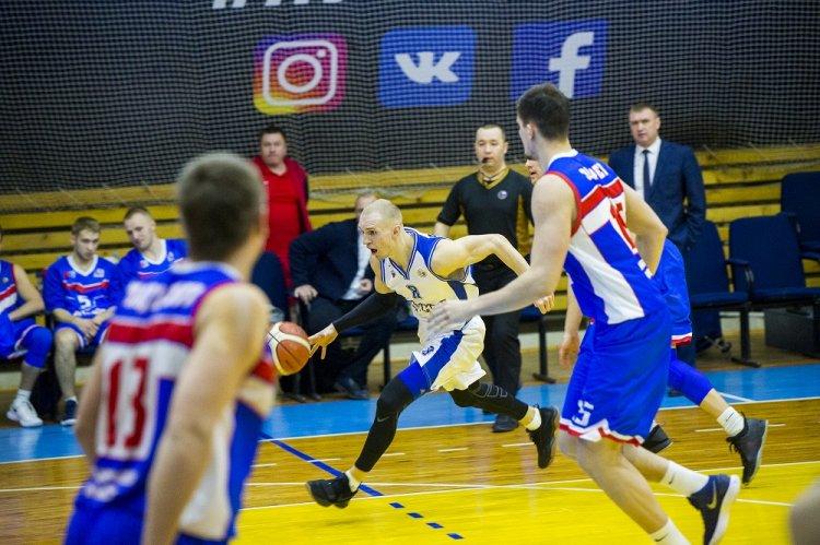 Баскетболисты «Уфимца» разгромили «Тамбов» в первом матче