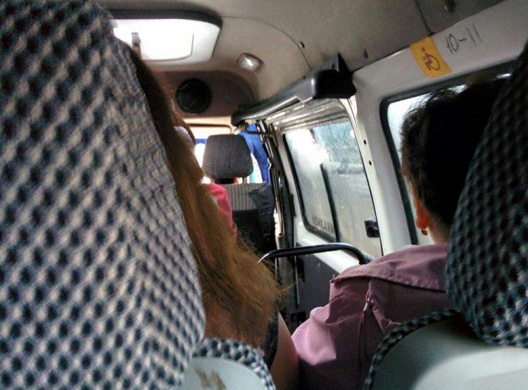 В Стерлитамаке водитель маршрутки рисковал жизнями пассажиров, установив на «Газель» неисправный газовый баллон