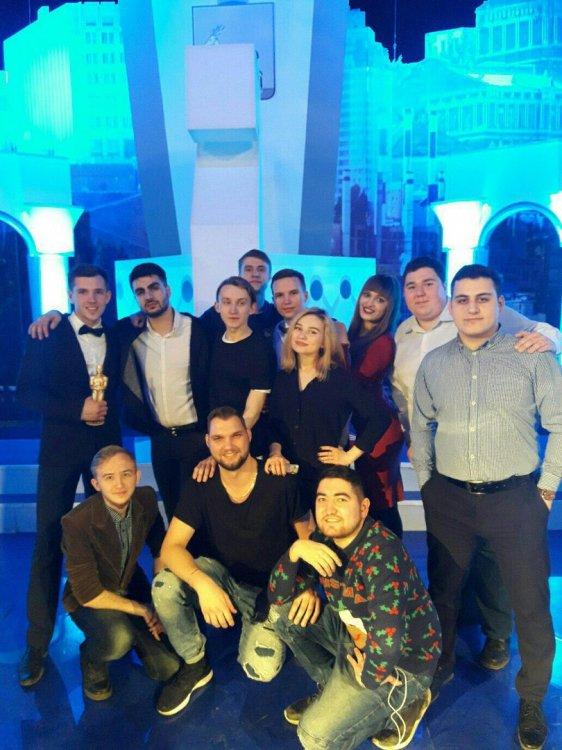 Студенты из Стерлитамака прошли в 1/8 финала Международной лиги КВН
