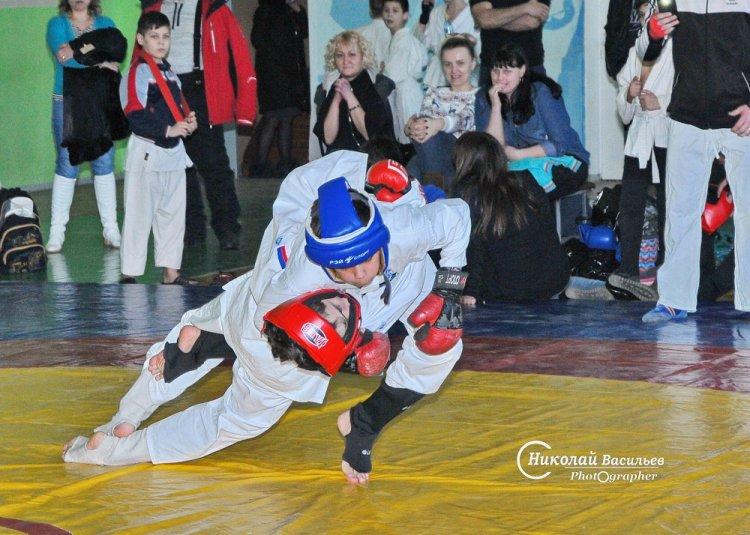 В Стерлитамаке прошло первенство по спортивному рукопашному бою «Слава Отечеству»