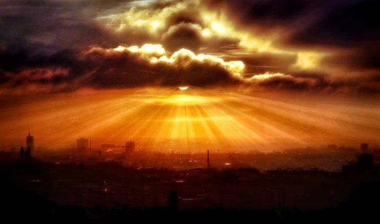 К Земле приближается мощная магнитная буря
